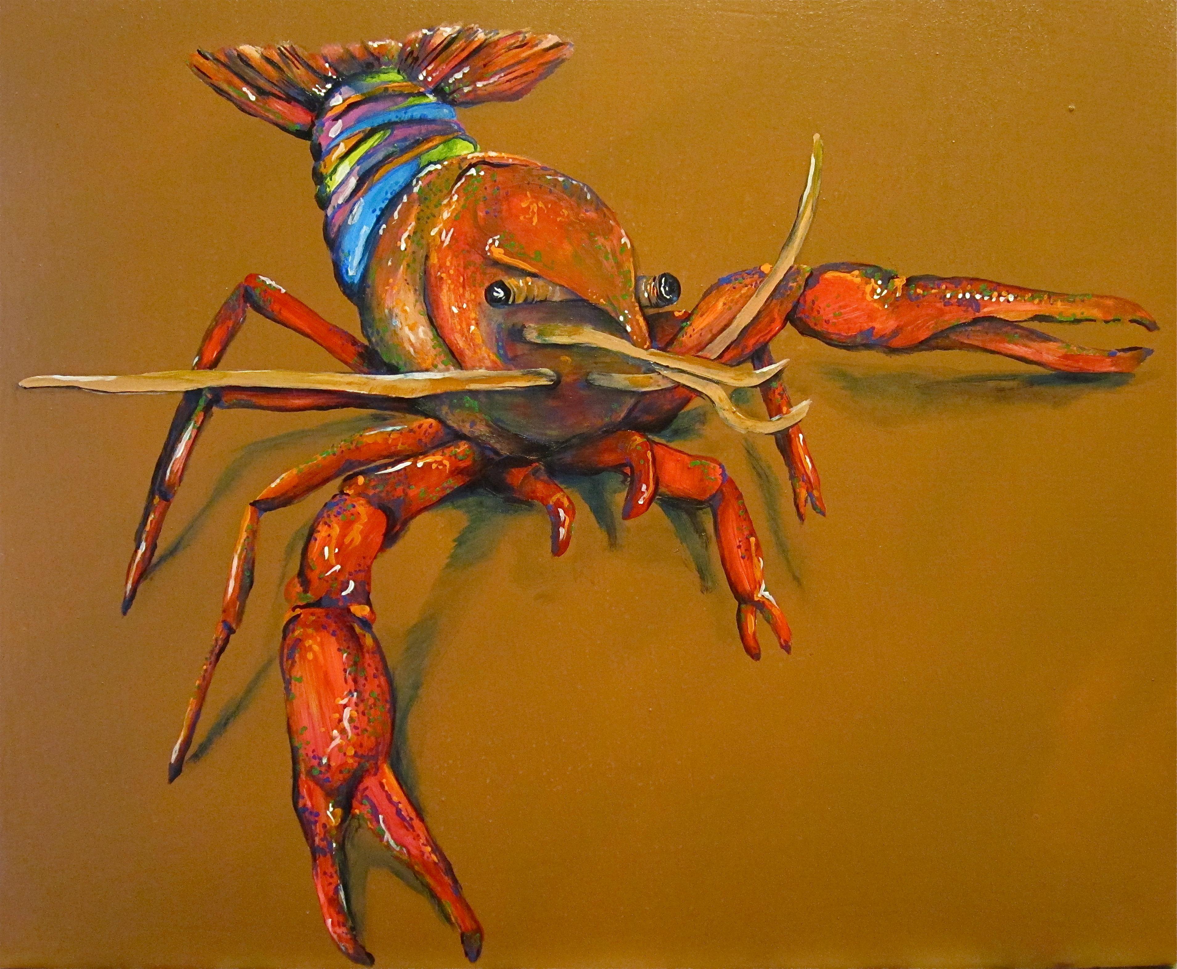 Hand Painting Acrylic