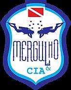 Logomarca Mergulho e Cia
