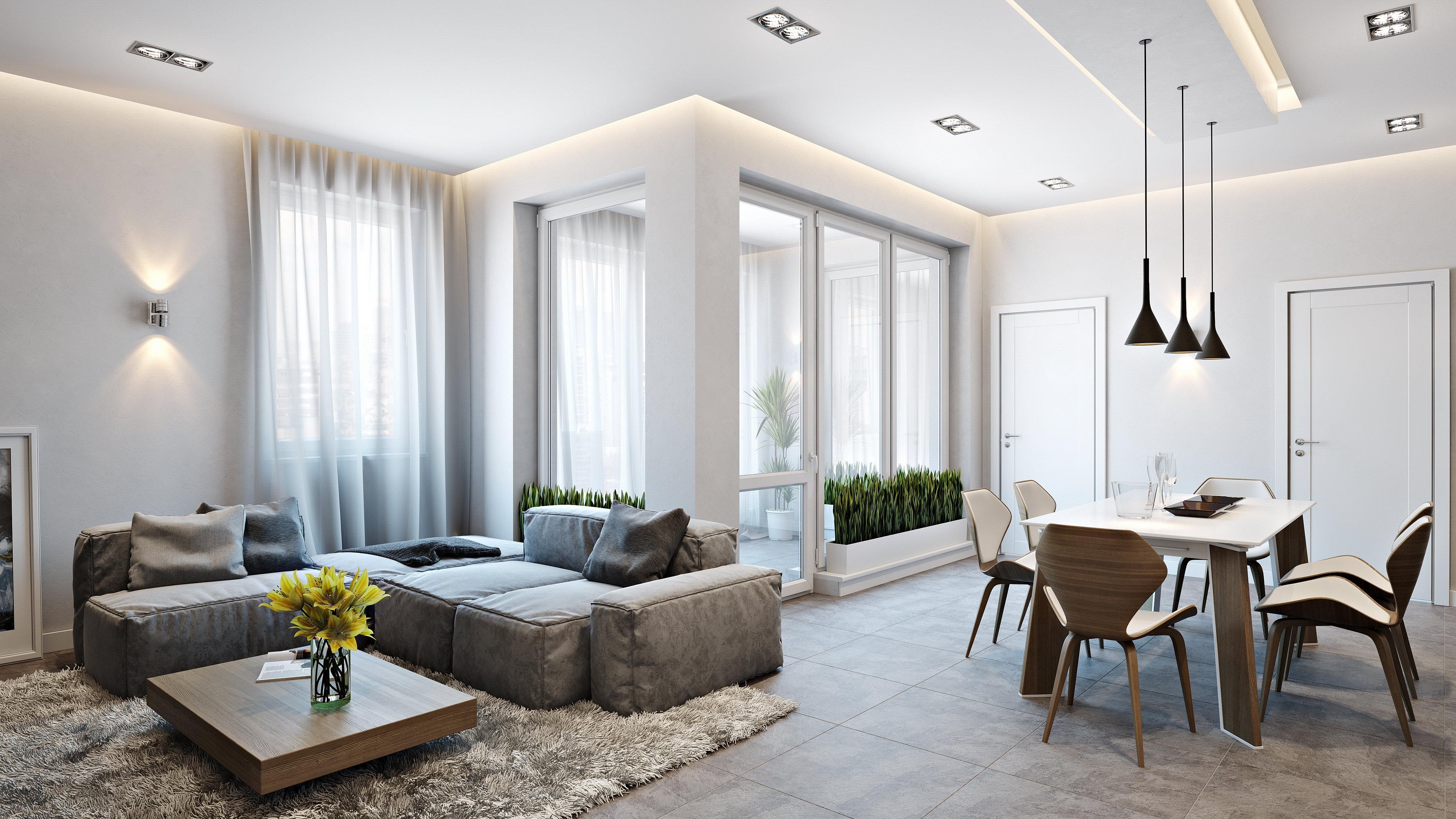 Дизайн квартиры в картинках