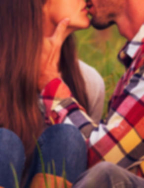 Kysse i Meadow