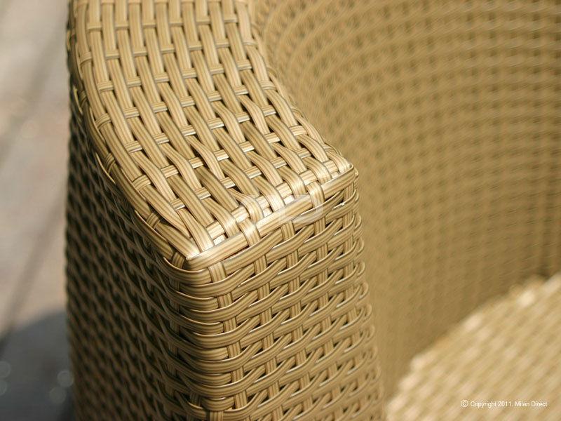 Muebles adentro y afuera exterior reparacion muebles - Muebles rattan sintetico ...