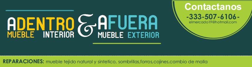 MUEBLES ADENTRO Y AFUERA EXTERIOR , reparacion , muebles para ...