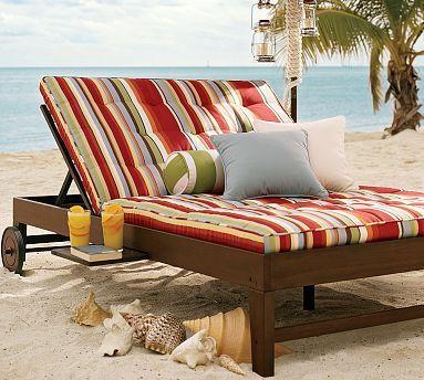 Muebles adentro y afuera exterior reparacion muebles - Cojines para exterior ...