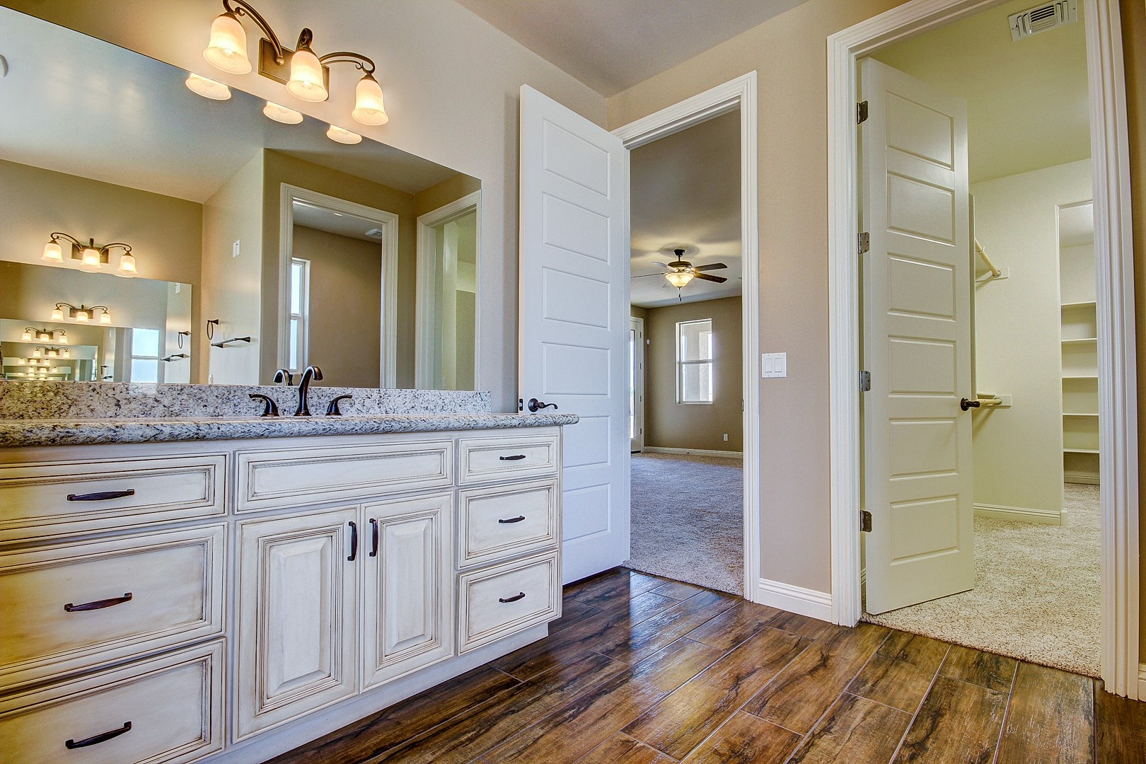 ironwood homes his and hers master bath vanities his and her