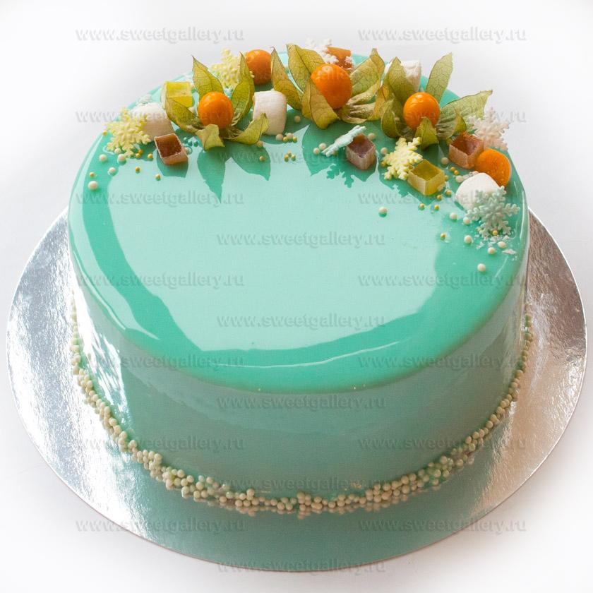 Зеркальный торт рецепты
