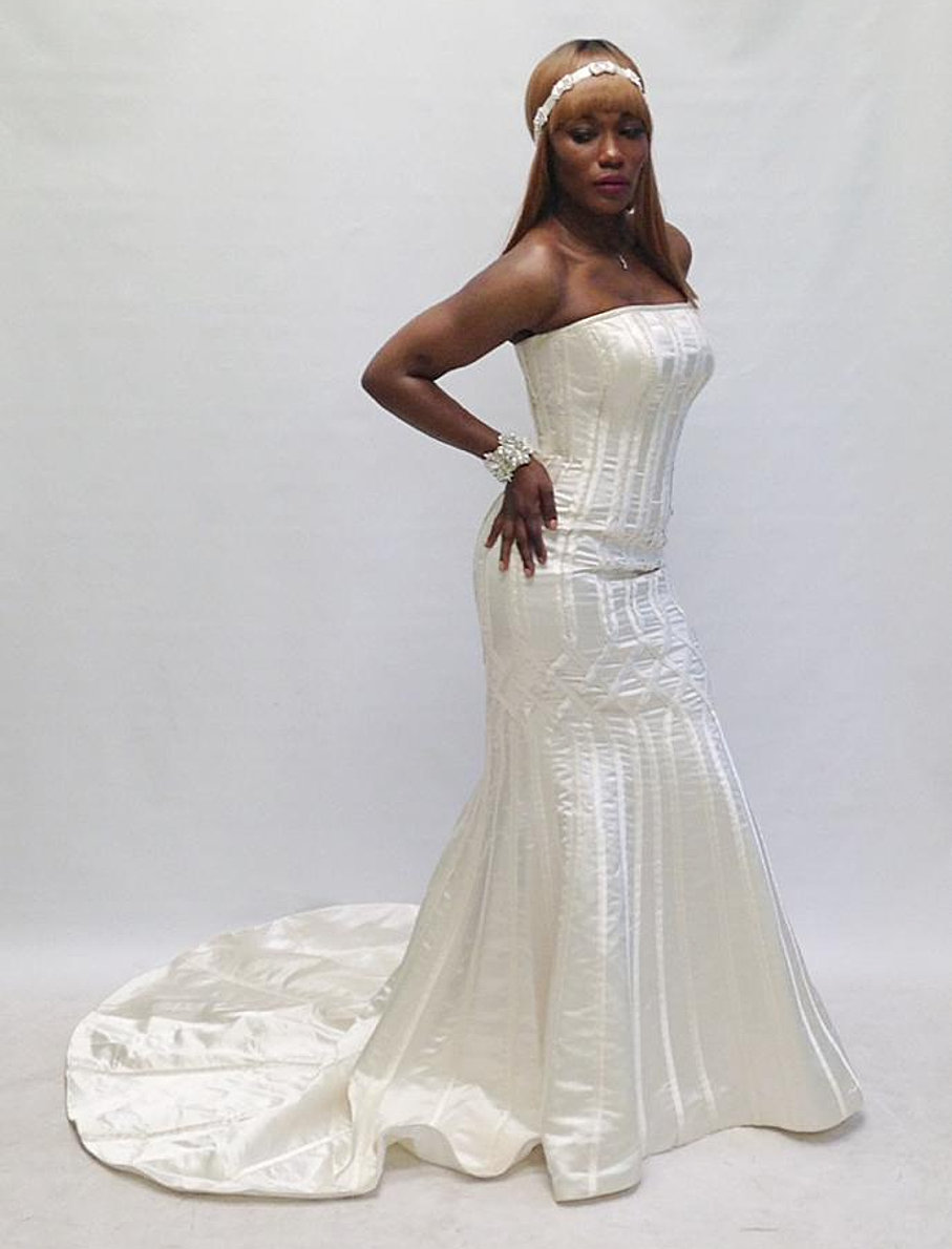 Wedding dresses plus size gay lgbt for Last minute wedding dress