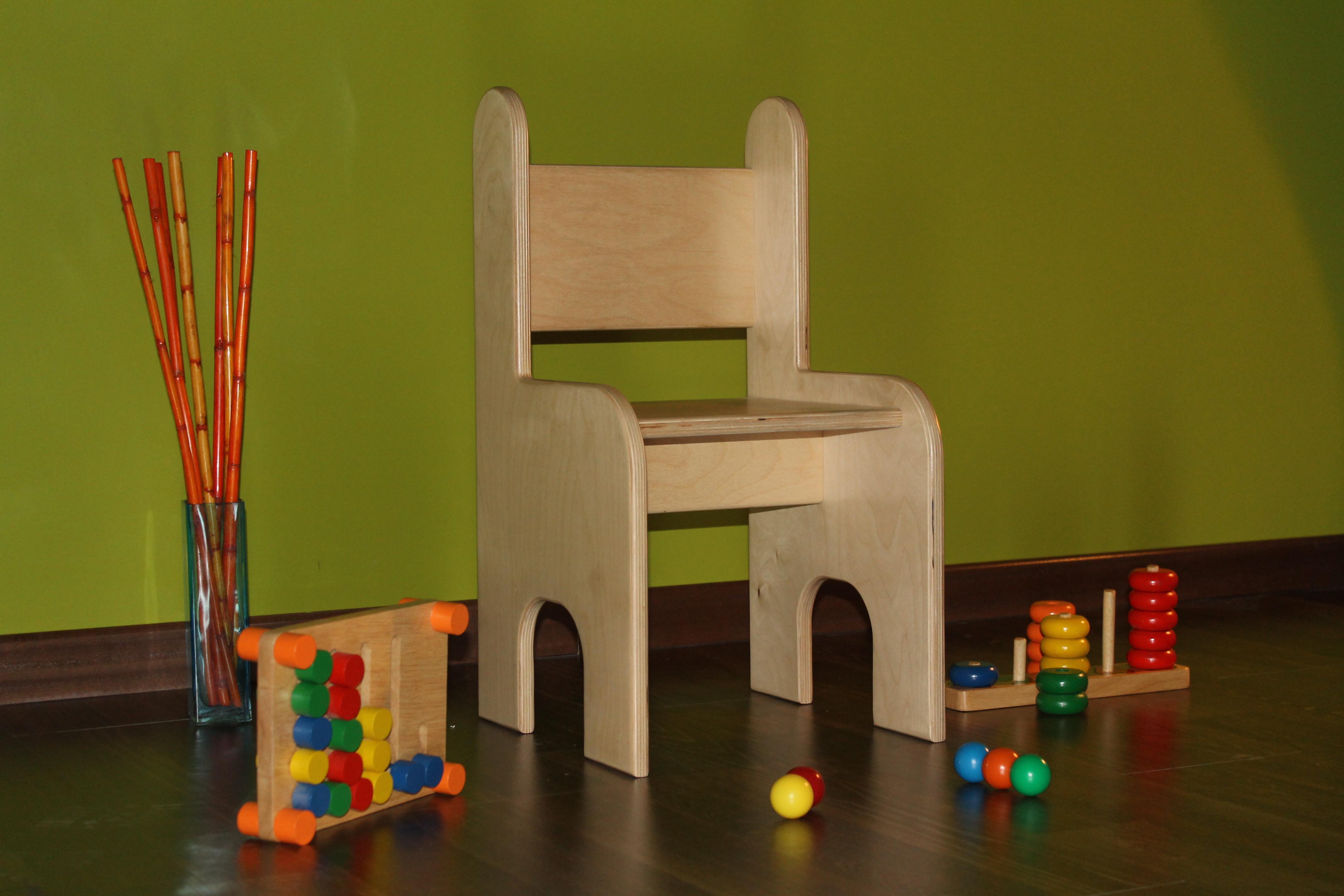Sedia per ludoteca e asilo nido lbm playground per for Arredo ludoteche