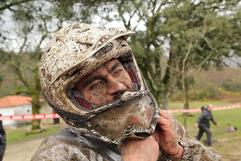 motocross cheo de barro  - ARCOS TT