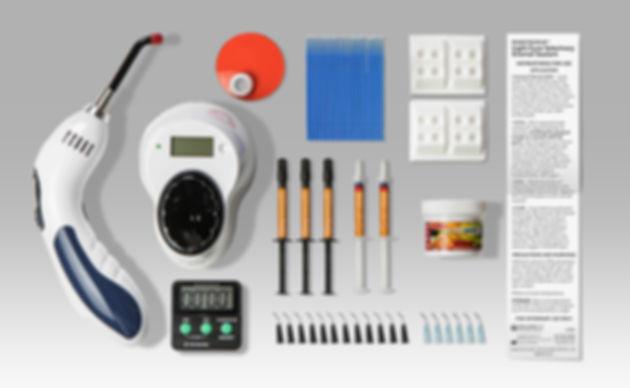 Image - GingiShield Starter Kit Contents