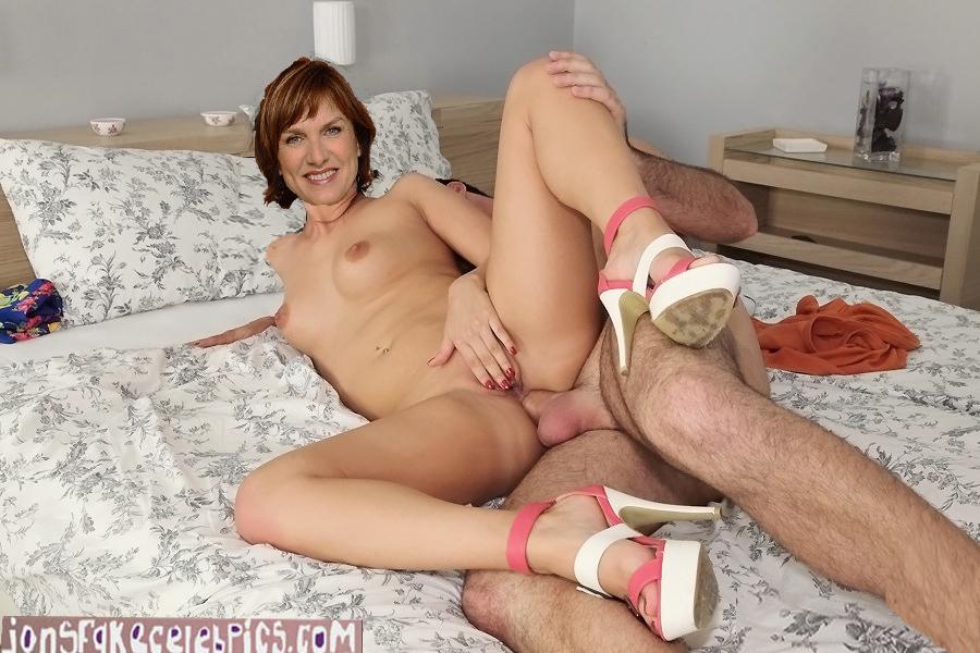 Fiona bruce porn
