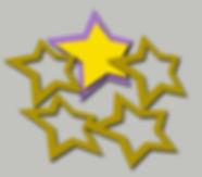Amy's bookshelf Review logo