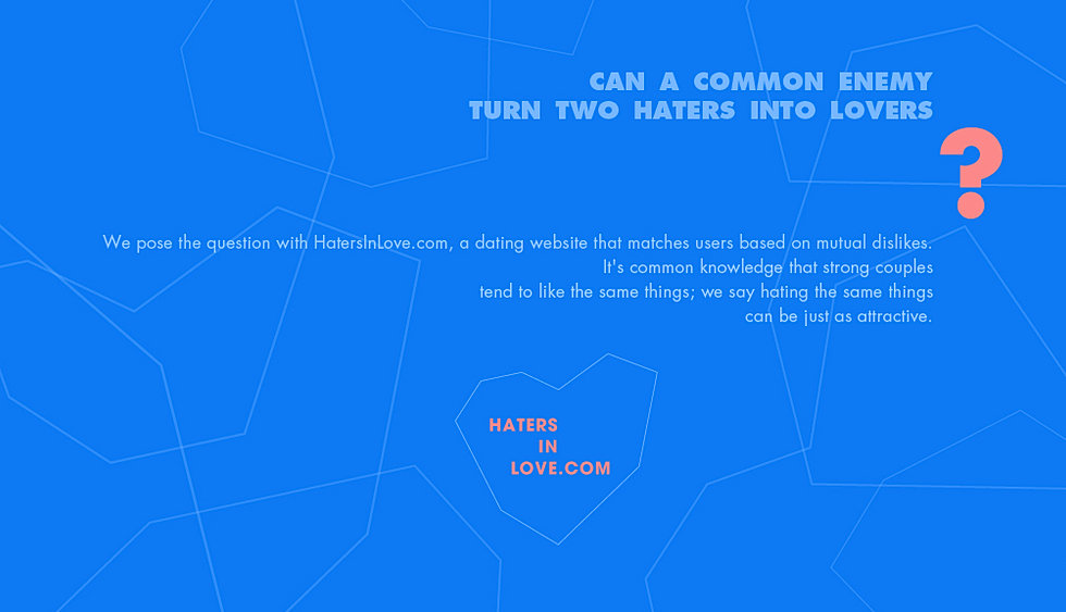 DATING SITE CONCEPT tufan