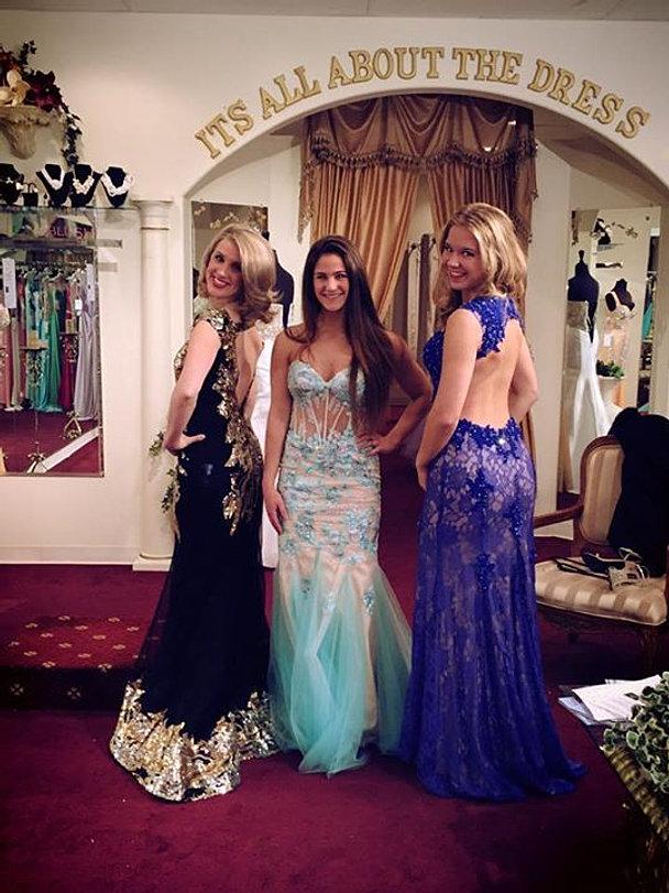 Prom dresses prom excitement