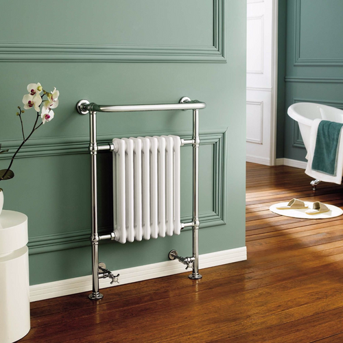 Traditional Heated Towel Rails in UK