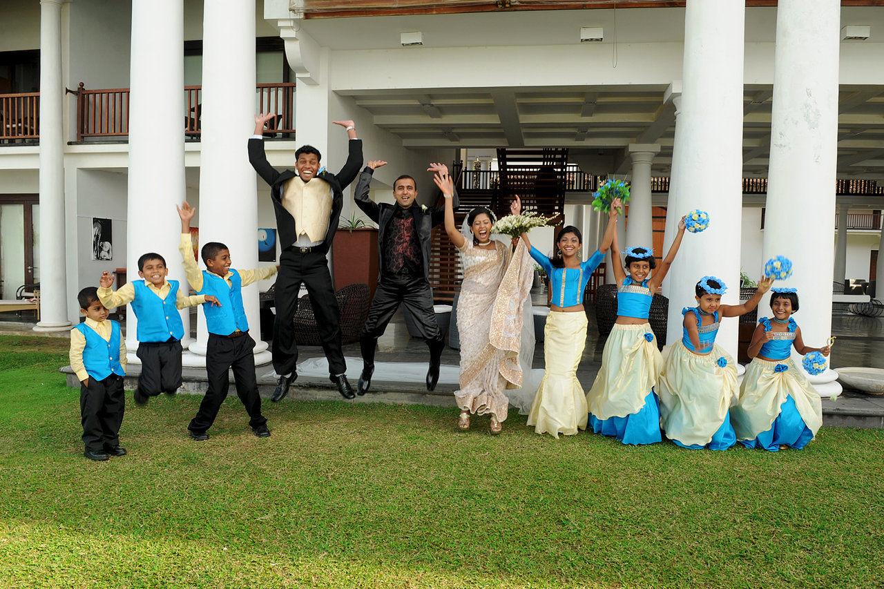 Sri Lanka luxury resort