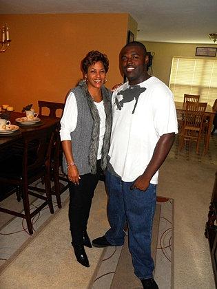 Shelli Turner & Isaiah Hurst