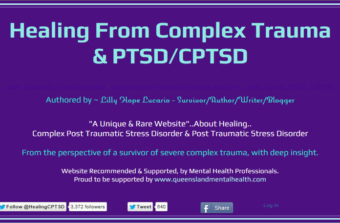 complex post traumatic stress disorder