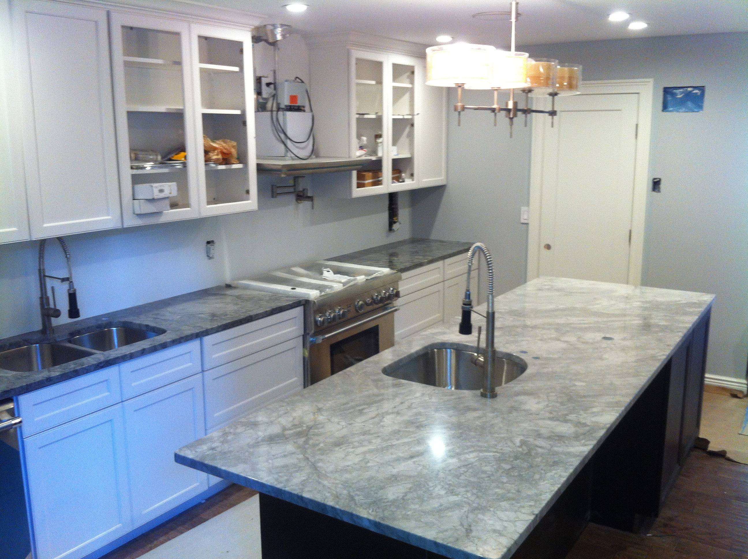 Super White Granite Kitchen Kitchen Cabinets Staten Island Granite Countertop