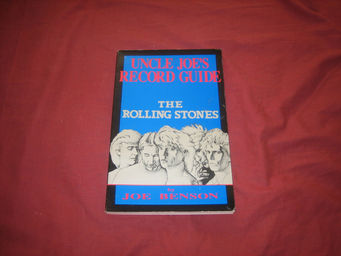 my rolling stones books collection 2 016