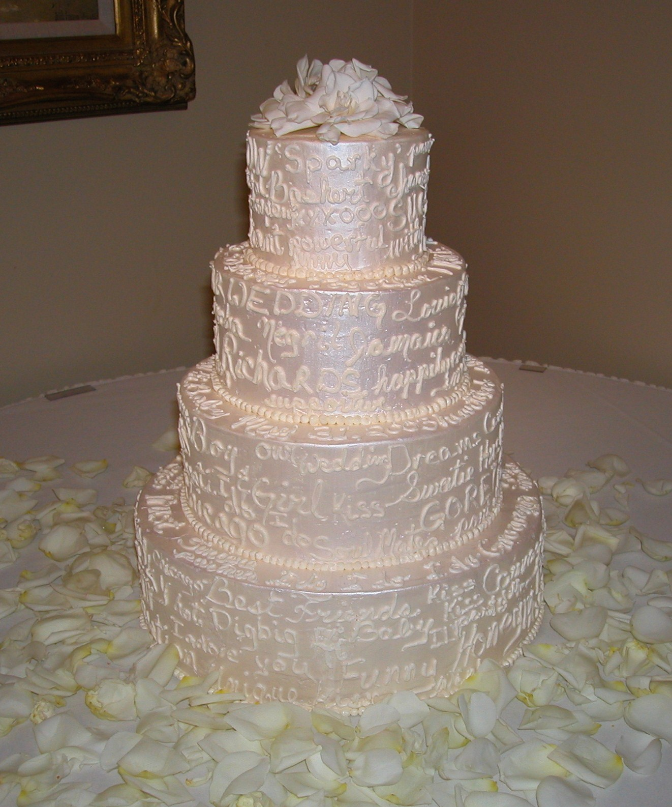 incredible endings cincinnati wedding cakes n kentucky wedding cakes