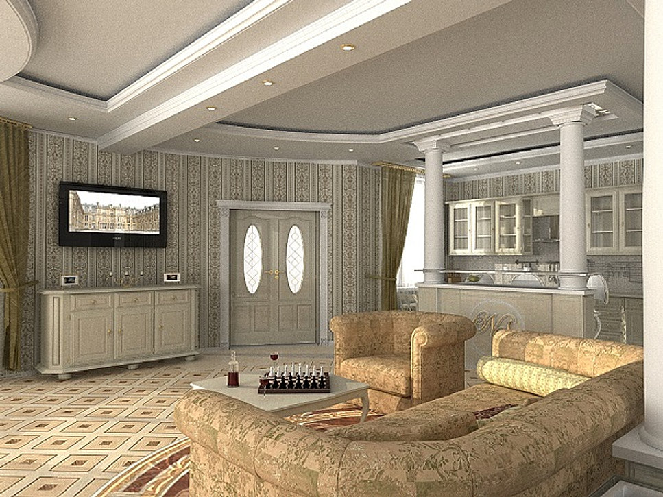 Херсон дизайн интерьера