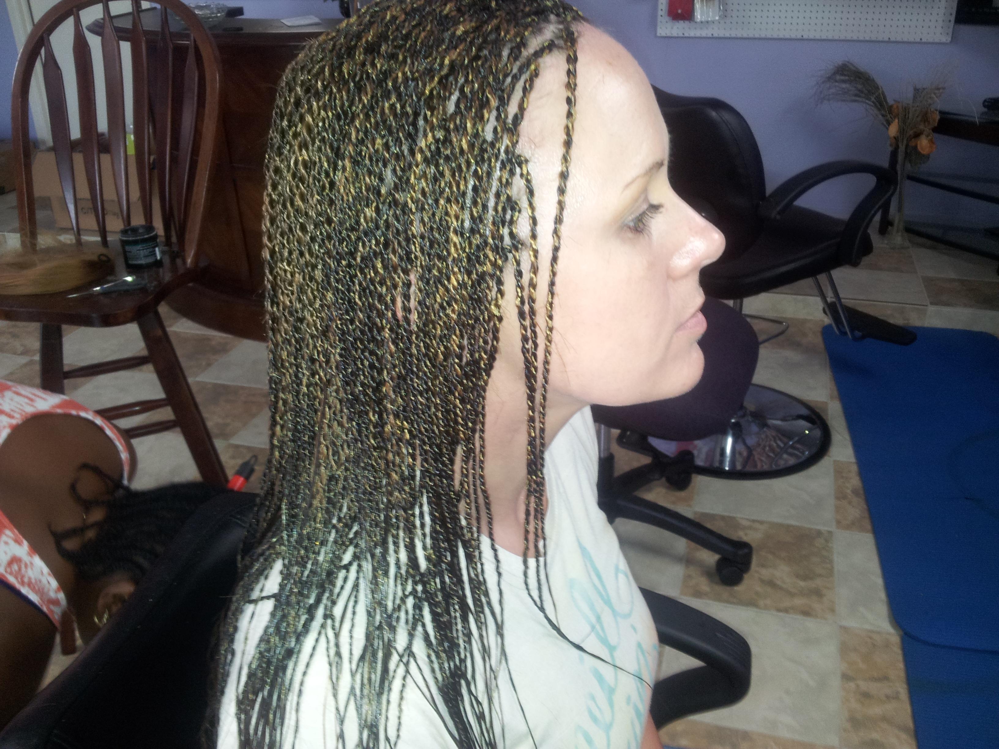 Paseo African Hair Braids Salon In El Paso Tx