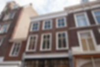 Bas Gremmen Architectuur: Voorgevel Korte Poten Den Haag