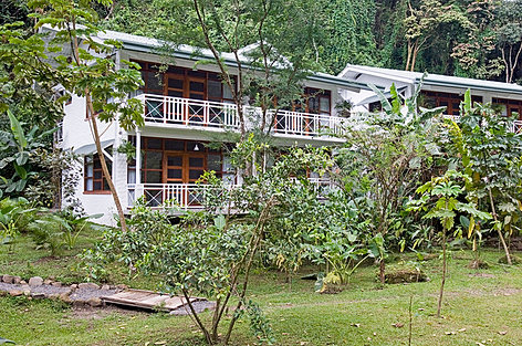 Canopy Lodge Rooms & Birding in Panama - Canopy Tower and Lodge