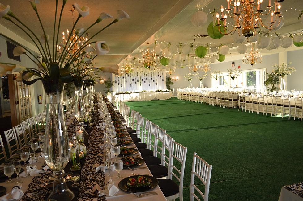 Sheta decoration wedding decorator in maryland national golf large lady glass junglespirit Images