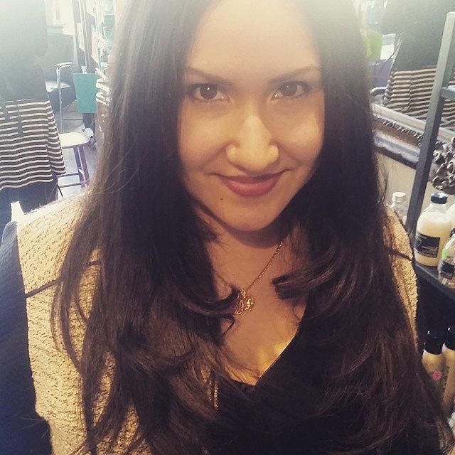 Hairguylancer Long Hair Cut