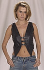 Ladies Leather Tops