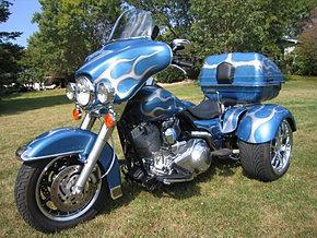 Custom Trikes With Trunks