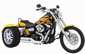 Harley Davidson Dyna Trike Kits