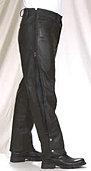Men's Leather Pants & Chap Pants