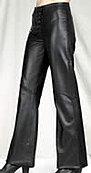 Ladies Leather Pants & Chap Pants