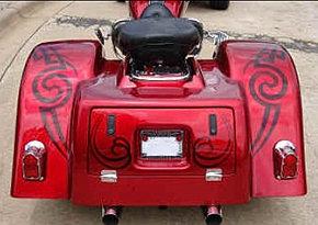 Motocicleta Tradicional.