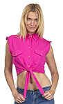 Ladies Biker Tops