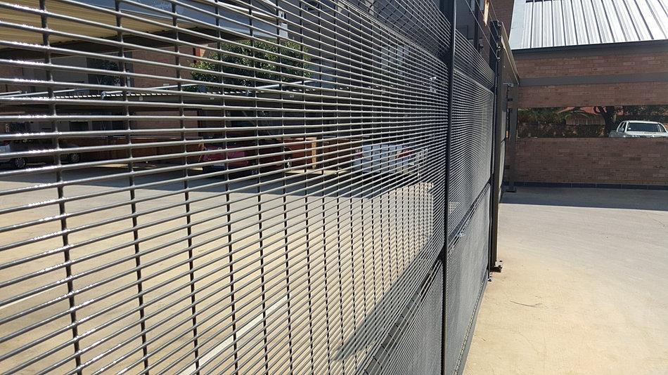 Clear View Fence Clearvu See Thru Fence Fence Sa