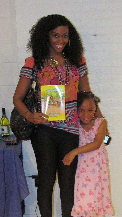 Amber with Nefessa Williams
