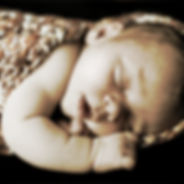 Sleeping Newborn Hypnobirth Baby