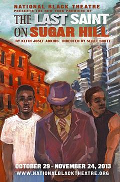 The Last Saint On Sugar Hill