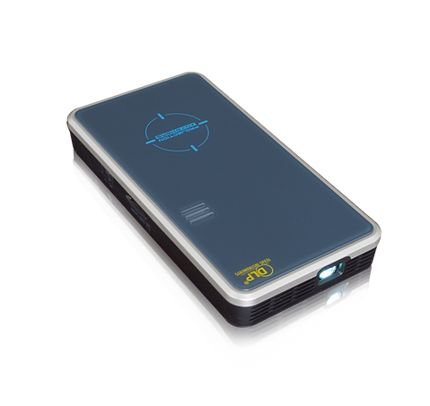 Dlp pico pocket projectors for iphone android megapower for Pocket pico mobile projector