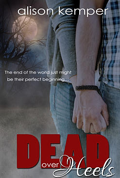 DEAD OVER HEELS by Alison Kemper; Agent: Kristin Vincent, D4EO Literary