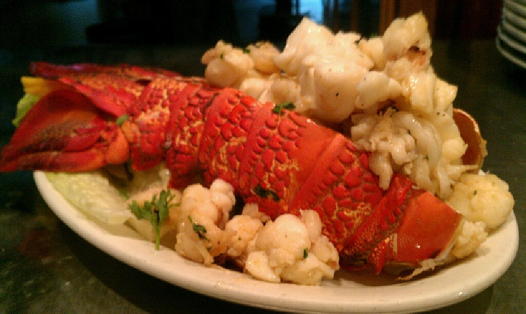 4th Base Seafood Restaurant and Steakhouse   Lobster Speciality 4th Base