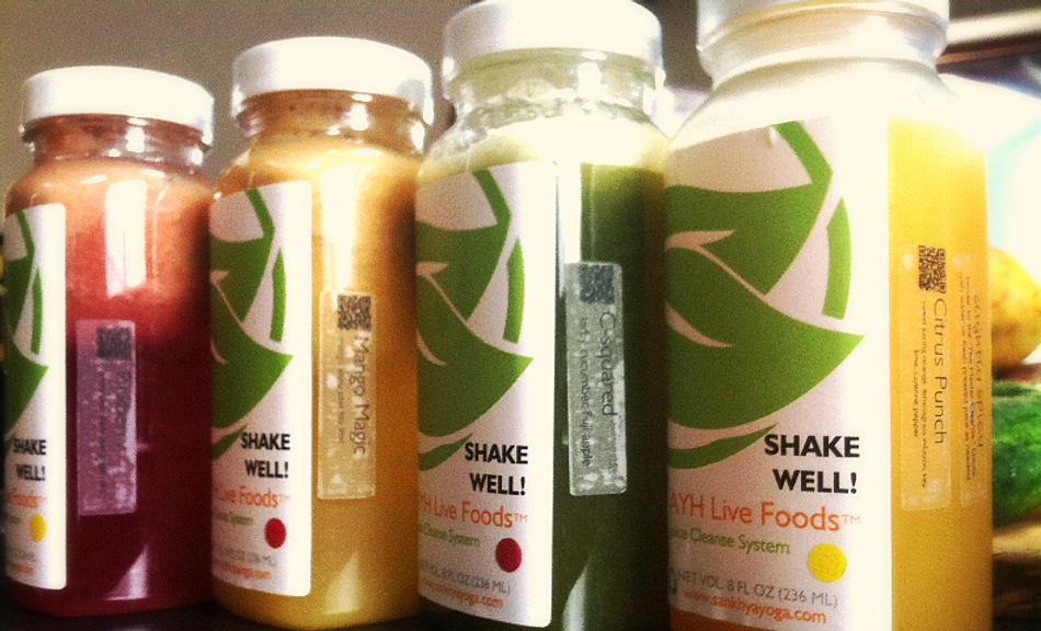 AYH Juice Cleanse and Detox System