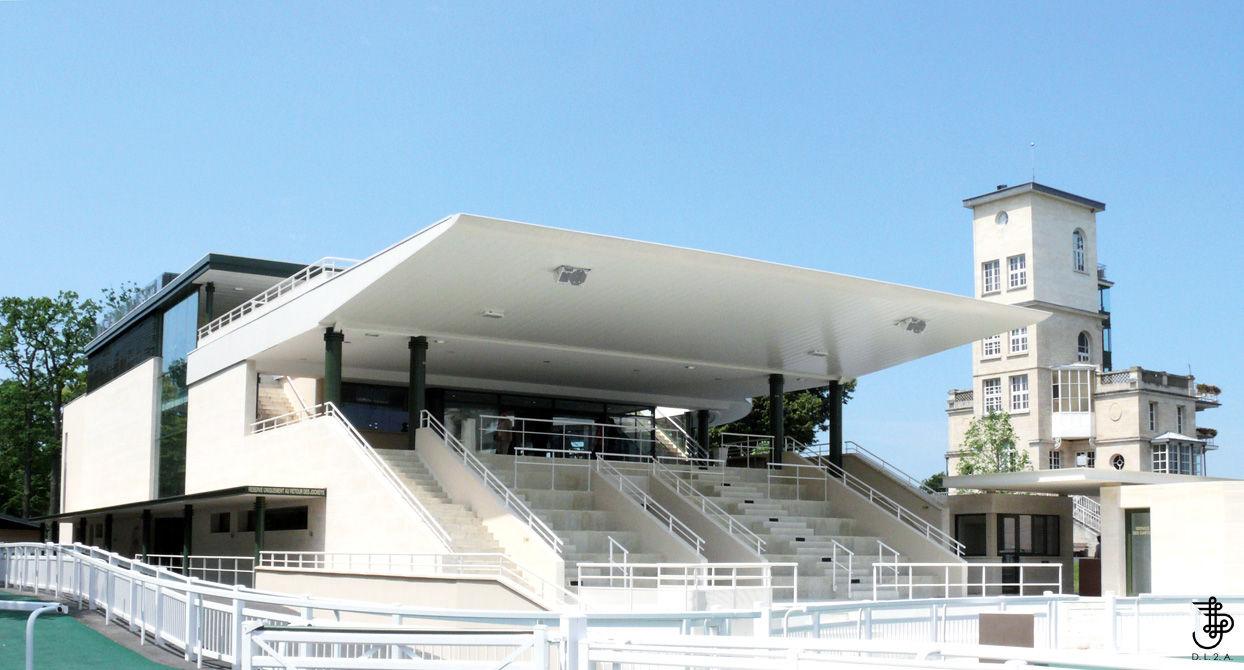 Didier lefort architectes associ s chantilly balances - Architecte chantilly ...