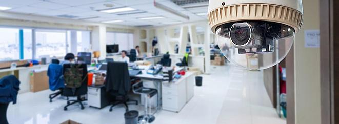 камеры видеонаблюдения для офиса