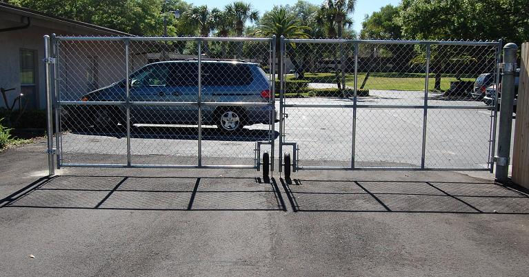 how to build a 10 foot gate