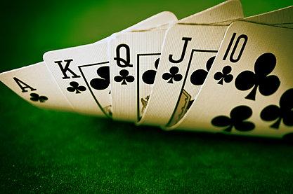 Montana poker game