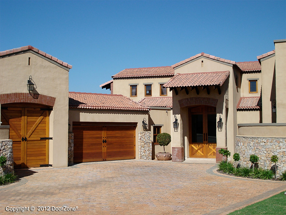 Doorzone garage door manufacturers for Door zone garage doors